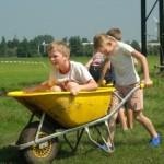 kruiwagenrace